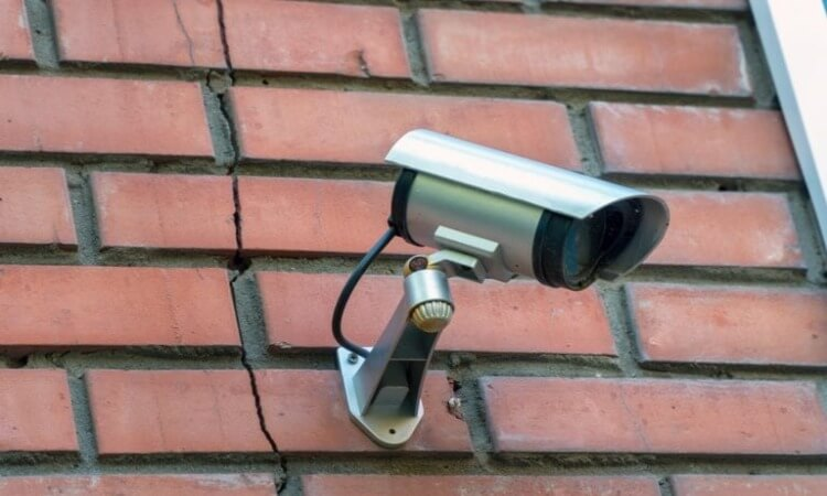 How To Hide Security Camera Wires Outside Your Home