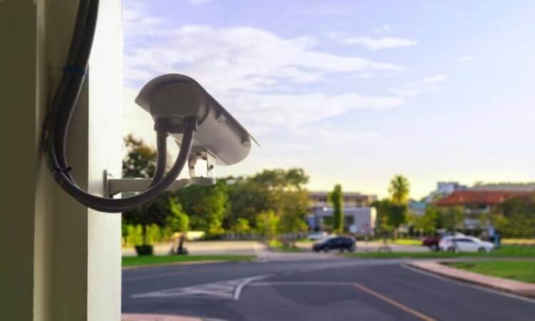 How To Power Outdoor Security Camera