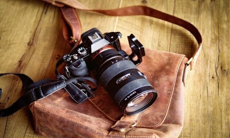 The 7 Best Leather Camera Bags For Protection